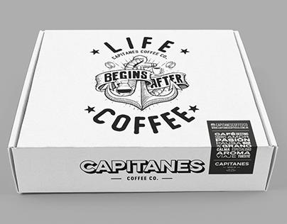 Capitanes Coffee Co.