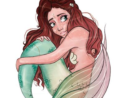 Illustration: Mermaid