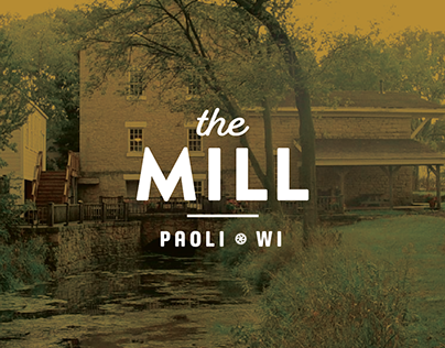 Branding / Logo Design for The Mill