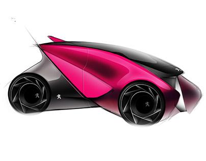 Peugeot City Car