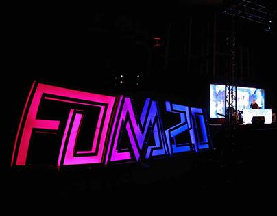 Fundamental- Annual Cultural festival branding