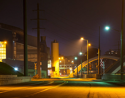 Industrial places