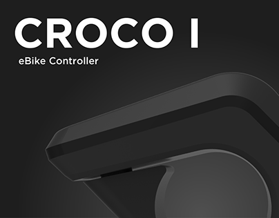 Product │CROCO_eBike Controller