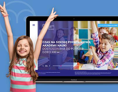 Elementary School Website