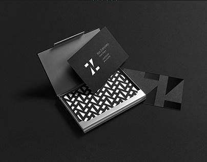 Logo & business card for designer