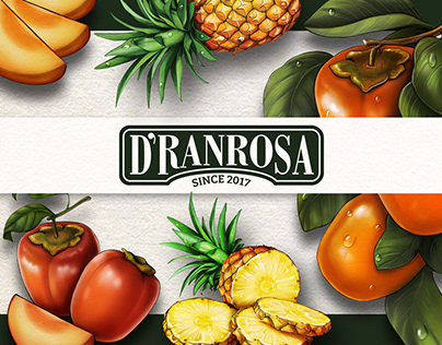 DRANROSA - PACKAGING
