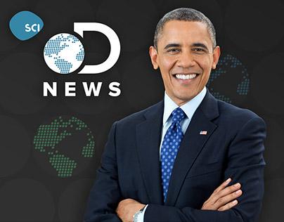 Discovery | DNews POTUS Promo