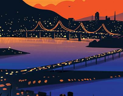 Visit Oakland Magazine Cover