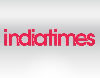 Indiatimes.com redesign