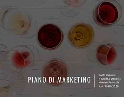 Piano di Marketing | Cantina Marramiero
