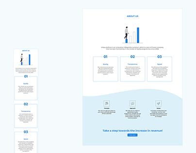 Inloya.com | Web Design | Mobile Design | UX/UI Design
