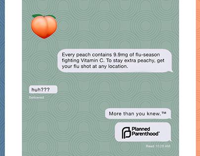 Planned Parenthood Campaign