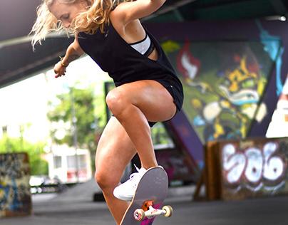 Olivia Rieben / Skate