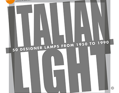 ITALIAN LIGHT COLLECTION DETAILS of SOME LAMPS