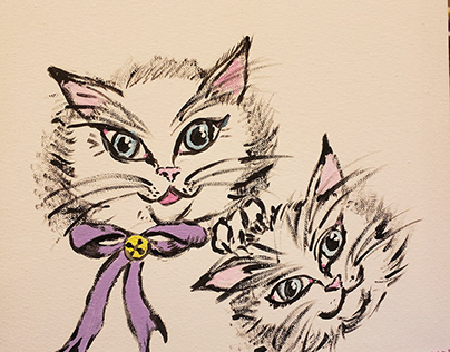 Aristocats | Nina Nandy