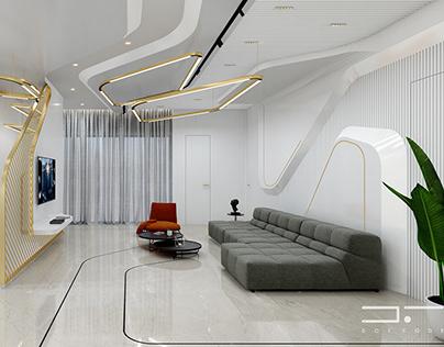 MONOTINT UNIT 02 | Interior Design | Bangalore