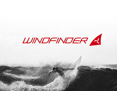 Windfinder – Original redesign (2016)