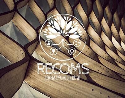 Recoms full identity design