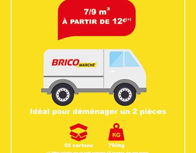 Publicité Bricomarché