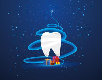 Diseño para Navidad Dental