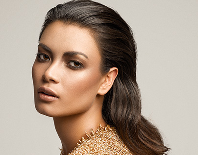 Angela Ruiz for CHANEL UAE
