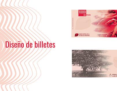 Diseño de billetes