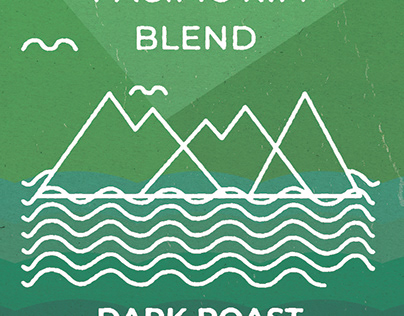 LRR Coffee Blend Packaging