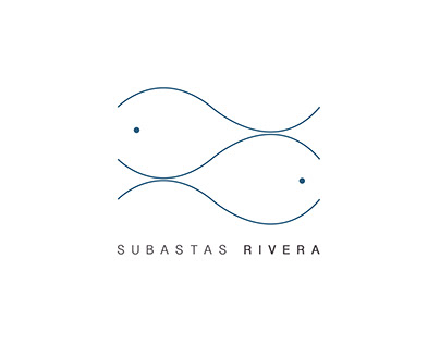 Subastas Rivera - Identidad Corporativa Gráfica