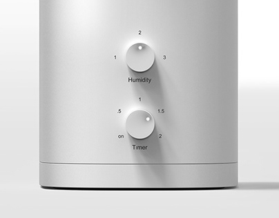 Kettle. Humidifier
