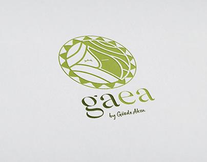 Gaea Logo Design & Mockup