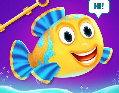Save The Fish - Pin Puzzle Game