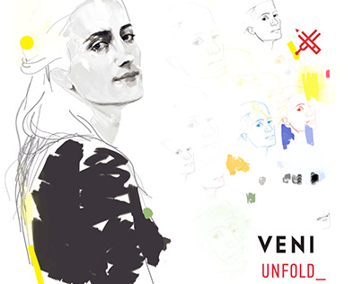 VENI_UNFOLD cover art