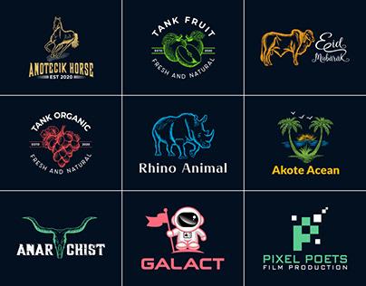 Logo Design / MODERN LOGO DESIGN / CREATIVE LOGO / 2021