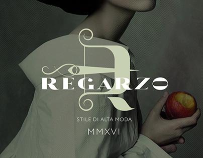 BRANDBOOK for REGARZO (knitwear)