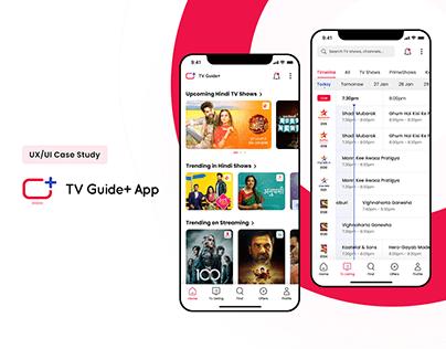 TV Guide+ App