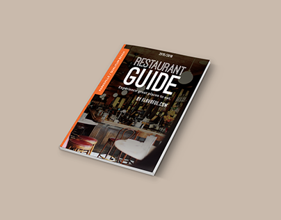Flavrful Restaurant Guide