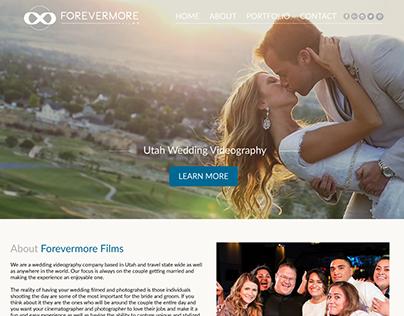 Forevermore Films (Wordpress)
