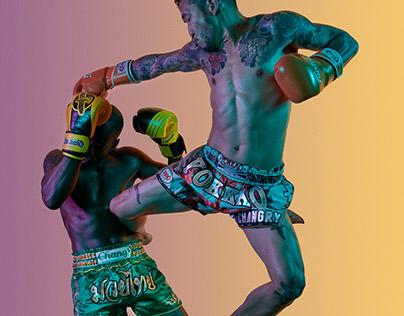 Muay Thai Boxers