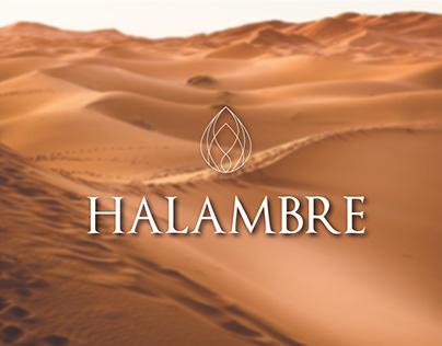 Halambre - Jewelry Branding