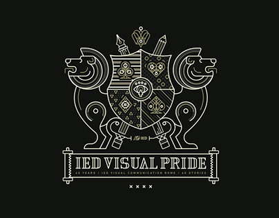 IED Visual Pride