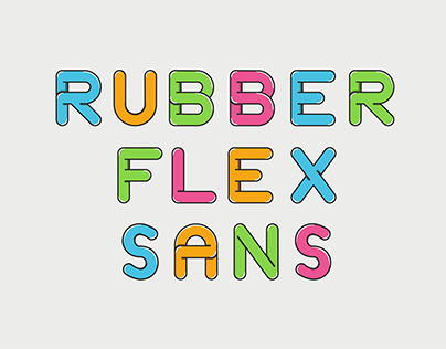 Rubber Flex Sans
