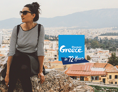 Discover Greece (in 72 hours)