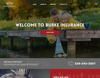Burke Insurance Project