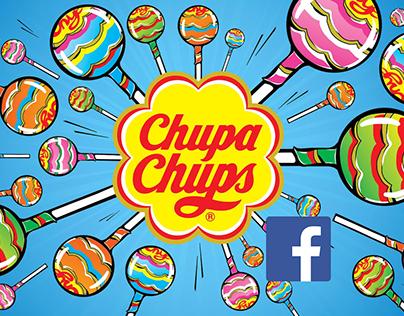Chupa Chups Italia - FB campaigns & smm.