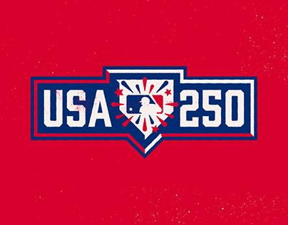 MLB USA 250th Celebration