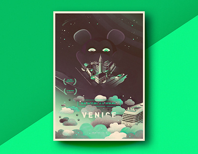 Mad Venice – Poster Design