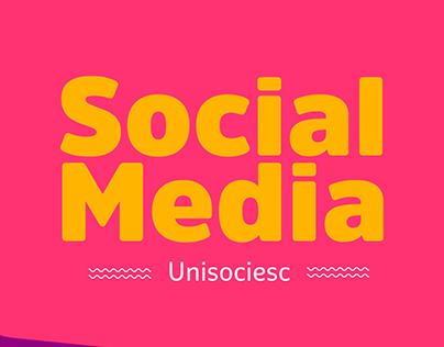 Social Media - Unisociesc