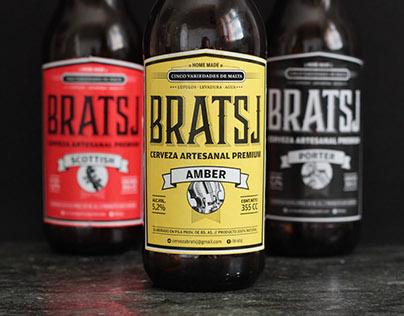 Bratsj | Branding & Packaging