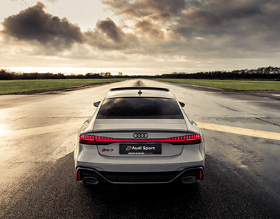 The all-new Audi RS7