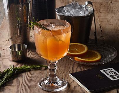 Cocktail Menu Photos - Paseo Colon Restaurant